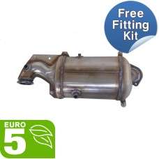 Chrysler Delta diesel particulate filter dpf oe equivalent quality - FTF165