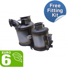 Seat Leon diesel particulate filter dpf oe equivalent quality - AUF141