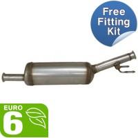 Citroen Berlingo (PGF1124) Diesel Particulate Filter