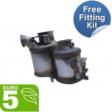 Skoda Octavia diesel particulate filter dpf oe equivalent quality - VWF187