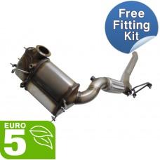 Skoda Octavia diesel particulate filter dpf oe equivalent quality - VWF181
