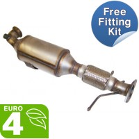 Ford S-Max catalytic converter oe equivalent quality - FDC165