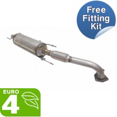 Opel Vectra diesel particulate filter dpf oe equivalent quality - GMF174