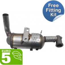 Opel Corsa diesel particulate filter dpf oe equivalent quality - GMF196