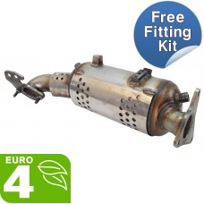 Subaru Legacy diesel particulate filter dpf oe equivalent quality - SUF105