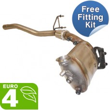 Skoda Octavia diesel particulate filter dpf oe equivalent quality - VWF154