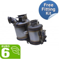 Seat Leon diesel particulate filter dpf oe equivalent quality - VWF189