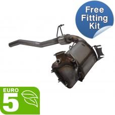 Volkswagen Passat diesel particulate filter dpf oe equivalent quality - VWF184